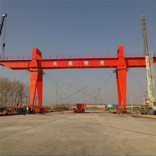 A型双梁门式起重机-- 河南省矿山起重机有限公司