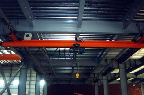 LX型电动单梁悬挂起重机-- 河南省矿山起重机有限公司
