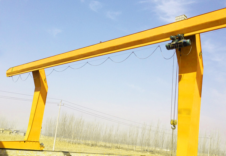 L型葫芦门式起重机-- 河南省矿山起重机有限公司