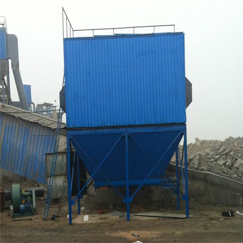 邢台市脉冲布袋除尘器厂家-- 河北新日环保设备制造有限公司