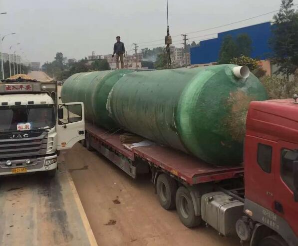 化粪池-- 惠州联盛玻璃钢有限公司