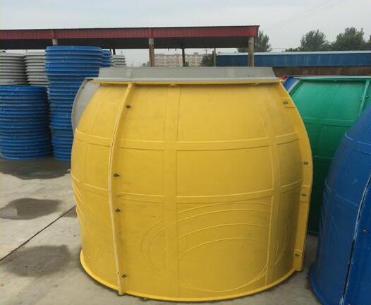 玻璃钢观察井-- 惠州联盛玻璃钢有限公司