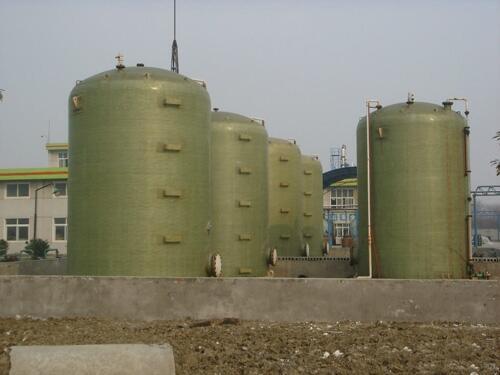 玻璃钢储水罐1-- 惠州联盛玻璃钢有限公司