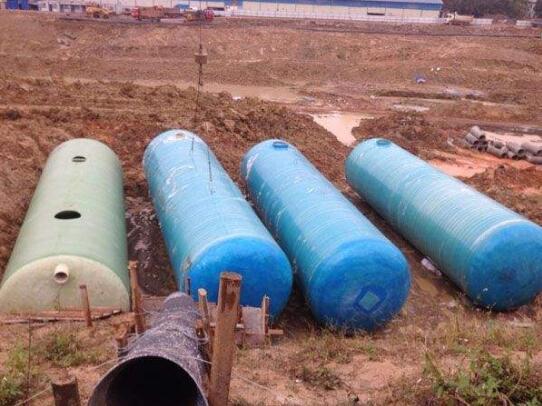 玻璃钢雨水收集池-- 惠州联盛玻璃钢有限公司