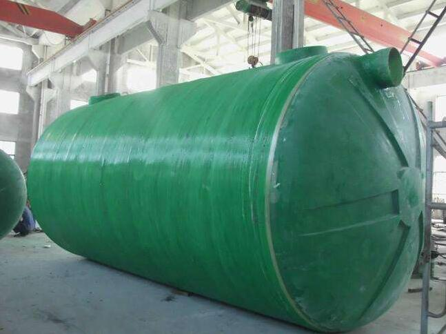 玻璃钢雨水收集池1-- 惠州联盛玻璃钢有限公司