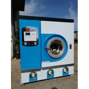 供应 干洗店洗涤设备 8kg全自动干洗机设备