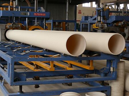 PVC波纹管-- 兰州皓源管业有限公司