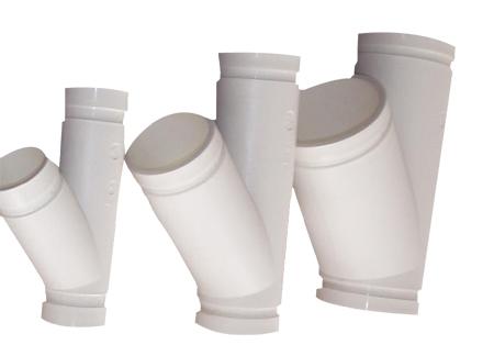 PVC排水管件-- 兰州皓源管业有限公司