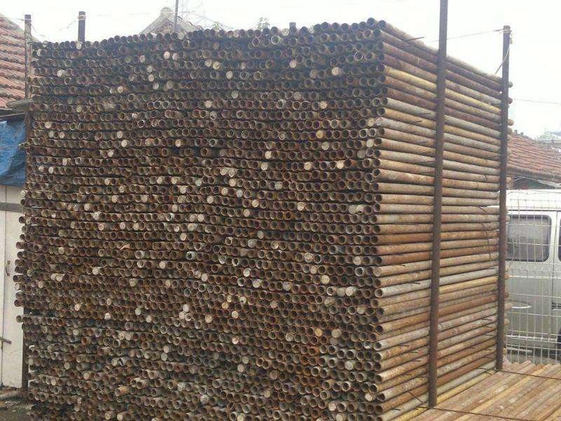 柳州建筑鋼管出售價格 柳州建筑鋼管出售供應-- 柳江縣周工建筑材料租賃服務部