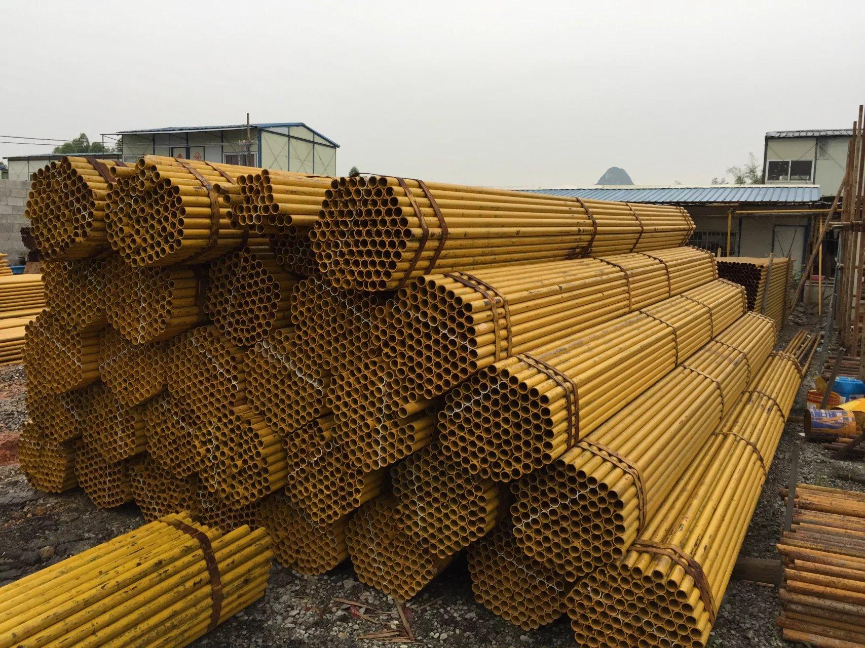 柳州建筑钢管出租供应 柳州建筑钢管出租价格-- 柳江县周工建筑材料租赁服务部