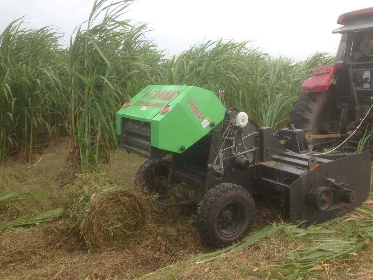 玉米秸秆粉碎打捆机生产厂家批发价-- 曲阜鑫联重工机械制造有限公司