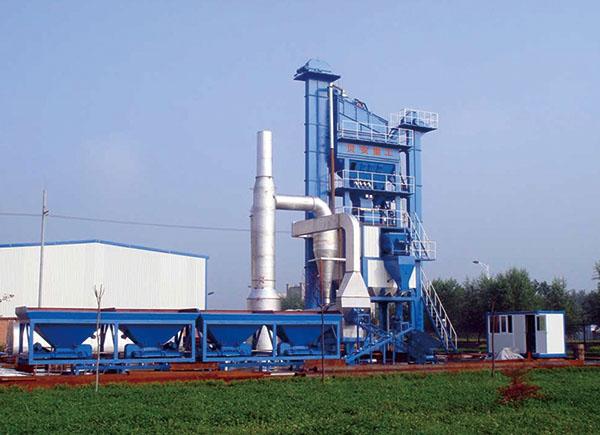 沥青混凝土搅-- 山东贝安重工有限公司