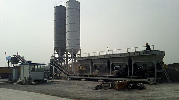 稳定土拌和站-- 山东贝安重工有限公司
