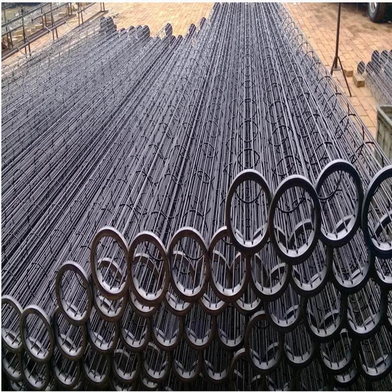 廠家供應 插接式除塵骨架 信封型框架 材質耐高溫 耐酸堿-- 河北新日環保設備制造有限公司