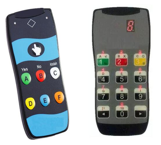 無線搶答器-- 上海映茂文化傳播有限公司
