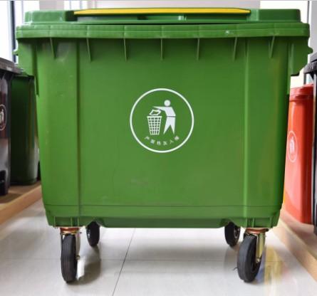 660L垃圾桶-- 宿松县洲头乡金坝村日旺环卫制品经销处