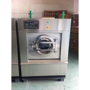 洗涤厂宾馆酒店布草洗涤设备 大型水洗机 全自动变频洗脱机