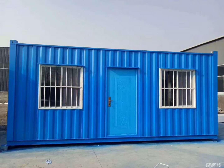 吊裝式活動板房 吊裝式活動板房-- 人本建筑安裝 集裝箱 活動板房