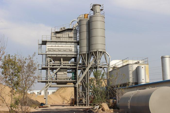 瀝青攪拌站-- 山東濰坊貝特工程機械有限公司