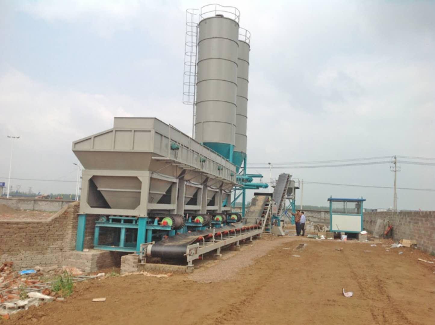 贝特水稳拌合站直销-- 山东潍坊贝特工程机械有限公司