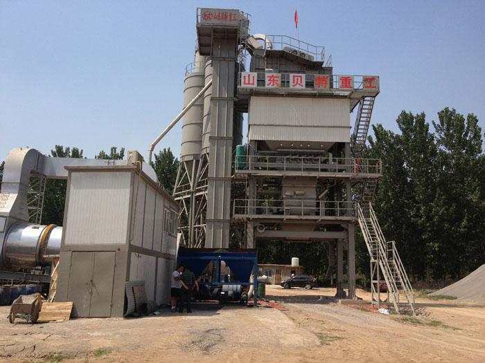 贝特LB5000型沥青搅拌站直销-- 山东潍坊贝特工程机械有限公司