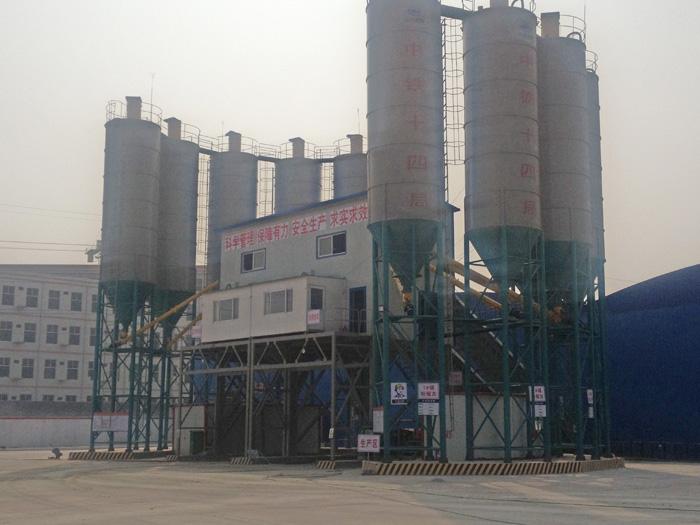 贝特HLS120混凝土搅拌站直销-- 山东潍坊贝特工程机械有限公司