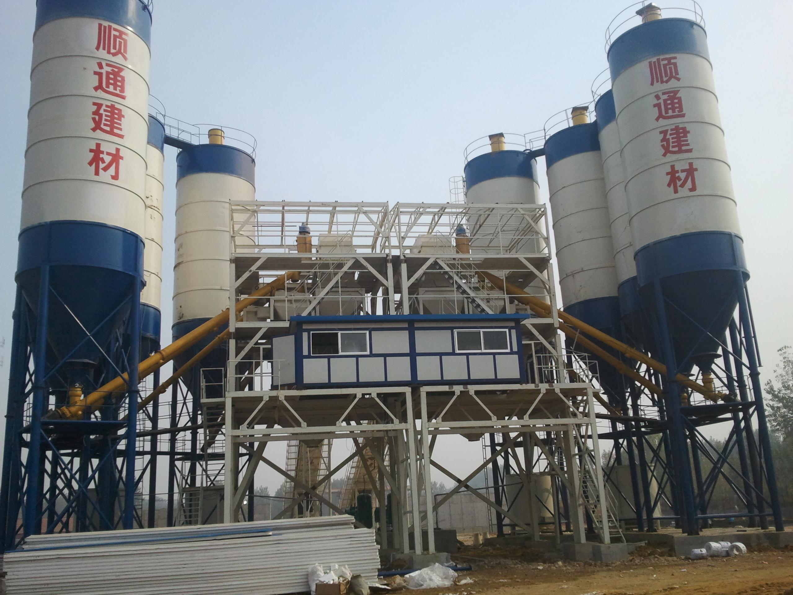 贝特HLS180混凝土搅拌站厂家直销-- 山东潍坊贝特工程机械有限公司