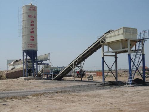 贝特600型水稳拌合站直销服务-- 山东潍坊贝特工程机械有限公司
