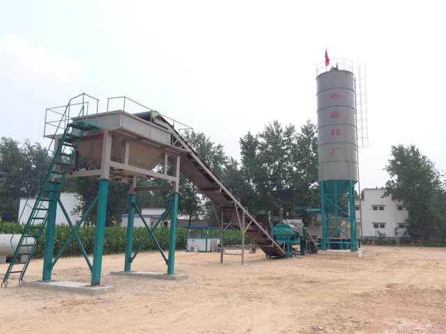 700型水稳搅拌站价格潍坊贝特厂家直销-- 山东潍坊贝特工程机械有限公司
