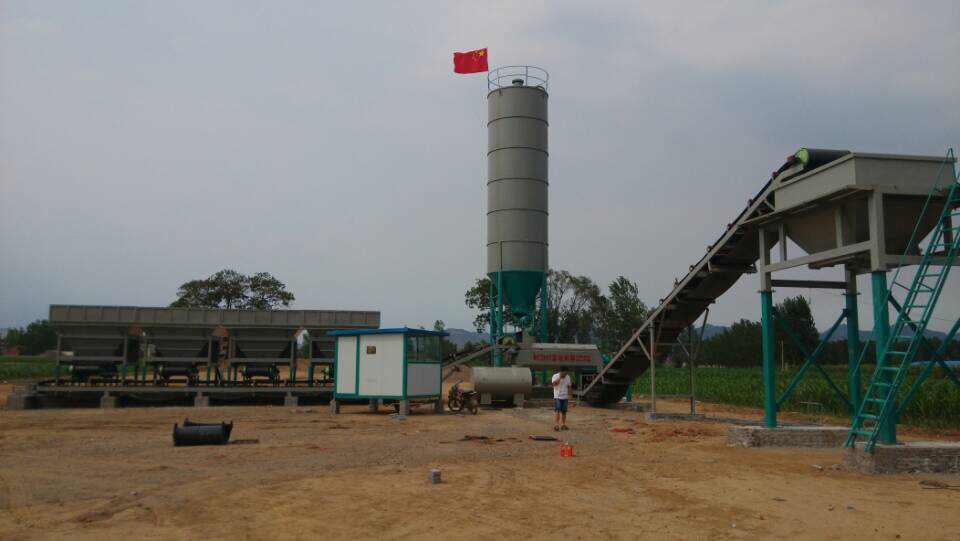 500/600稳定土拌和站/水稳搅拌站厂家直销-- 山东潍坊贝特工程机械有限公司