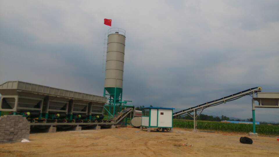 600型水稳拌合站价格山东贝特厂家直销-- 山东潍坊贝特工程机械有限公司