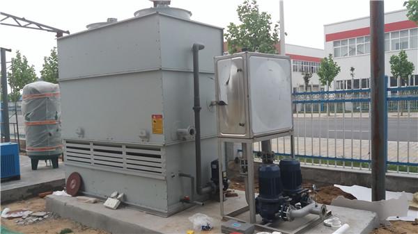 闭式冷却塔-- 河南菱科制冷设备有限公司