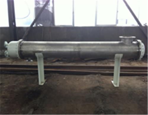 不锈钢列管式冷凝器-- 河南大搪化工设备有限公司