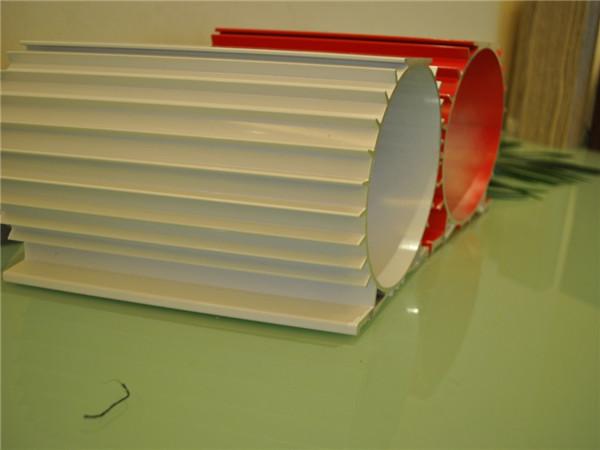 粉末喷涂铝型材-- 广东中联(派联)铝业有限公司
