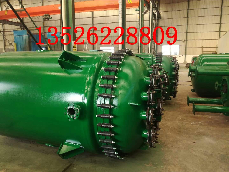 开式搪瓷反应釜系列-- 河南大搪化工设备有限公司