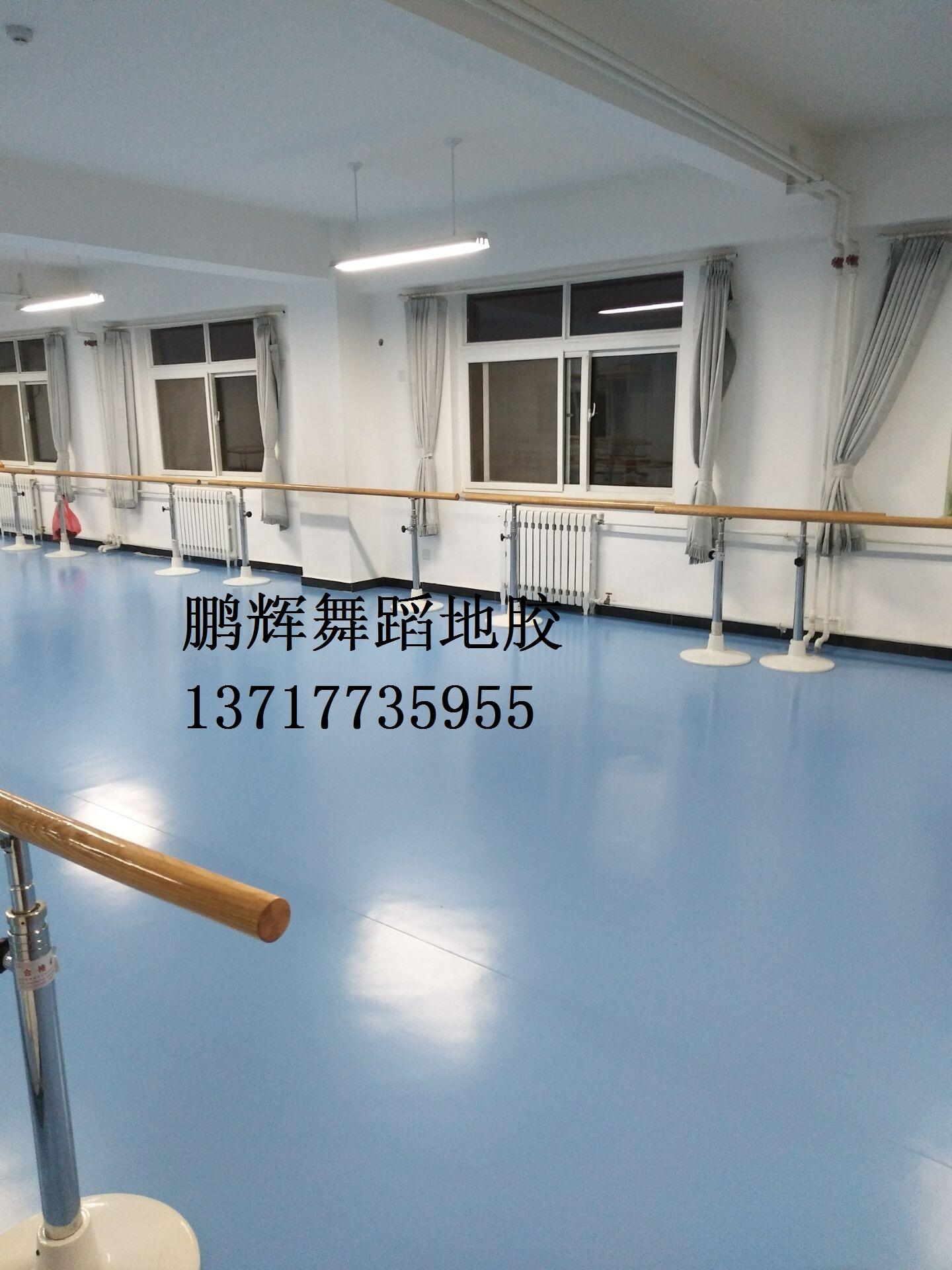 舞蹈教室专用地胶 舞蹈专用地胶 舞蹈室地胶 沈阳舞蹈地胶-- 北京东方鹏辉科技有限公司