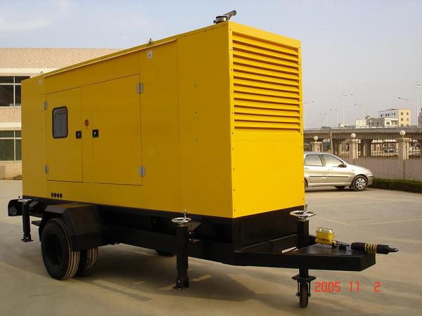 低噪音拖车系列-- 东莞市三奥新能源科技有限公司