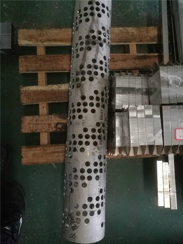 不銹鋼管激光打孔
