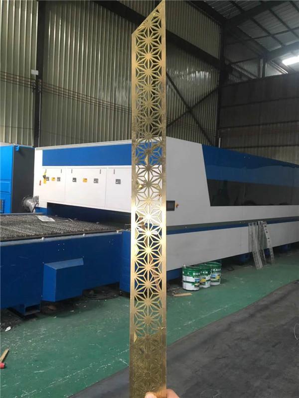 黄铜板屏风切割-- 佛山市百亿源金属材料有限公司