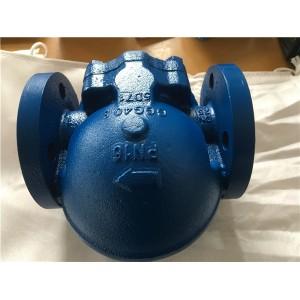 FT14HDN25杠杆浮球式疏水阀