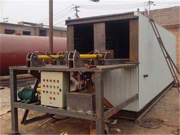 沥青脱桶设备-- 武城县希源筑路设备有限公司