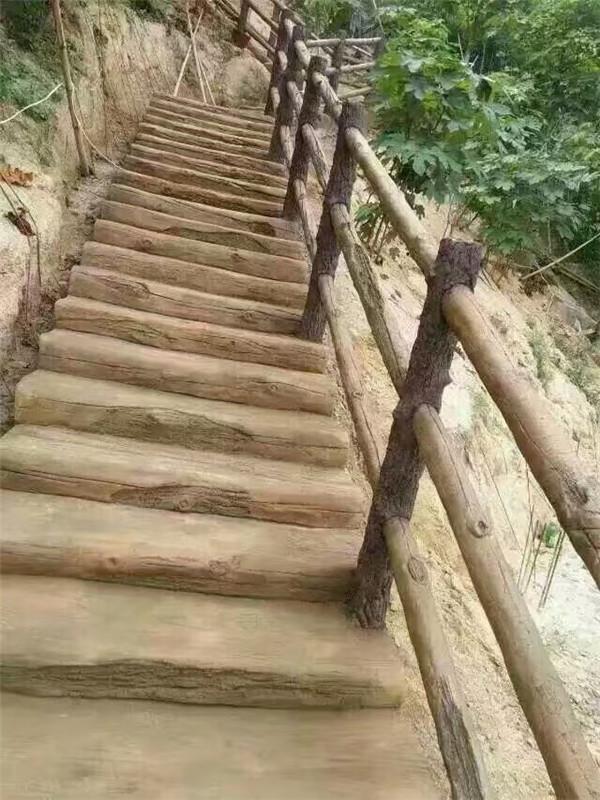 水泥混凝土仿木栏杆