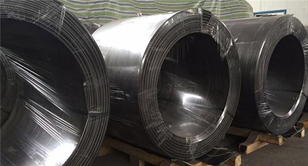 硅鈣包芯線-- 鞏義市恒眾冶金材料有限公司