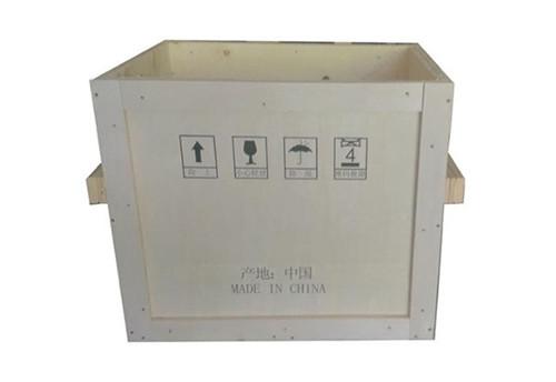 免检木箱-- 广州市铂纳包装材料有限公司