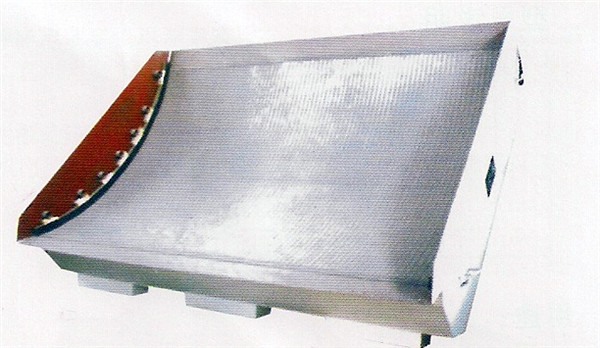 HFK型可翻转弧形筛-- 钟祥新宇机电制造股份有限公司