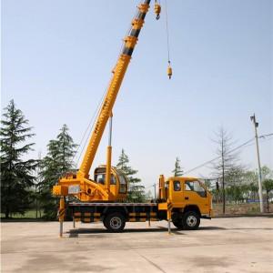 西安8吨吊车出租