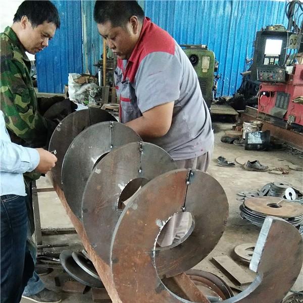 螺旋轴-- 西安鑫众旺金属制品有限公司