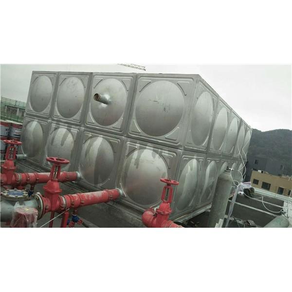 不銹鋼消防水箱-- 畢節市藍騰環保建材有限責任公司