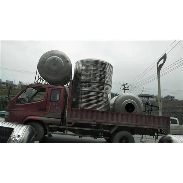 不銹鋼圓形保溫水箱-- 畢節市藍騰環保建材有限責任公司
