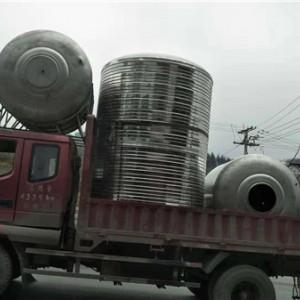 不銹鋼圓形保溫水箱
